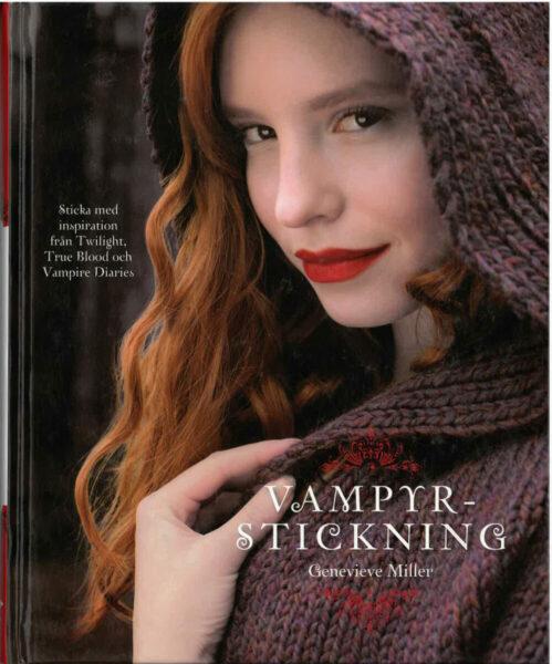 Bok Vampyrstickning